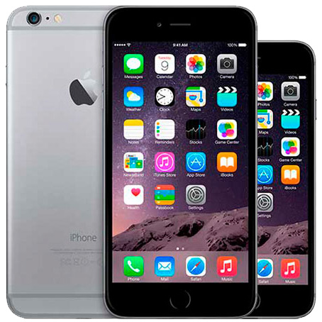 Apple iPhone 6/6 Plus