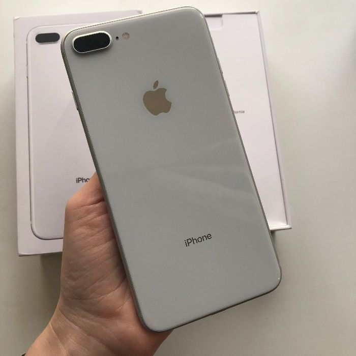 Iphone 8 plus 64 Gb neverlock silver