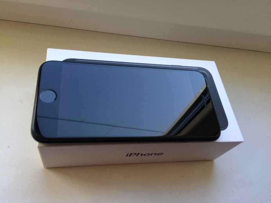 IPhone 7 Black Matt 256 Gb