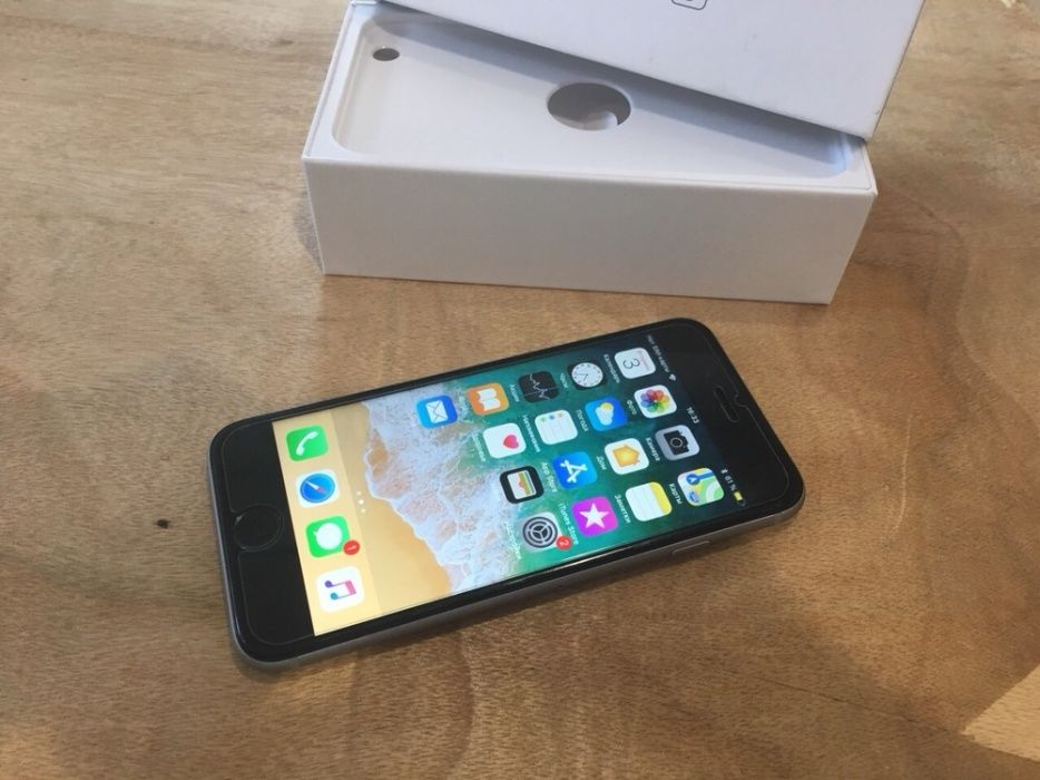 IPhone 6s 16 gb never lock space gray