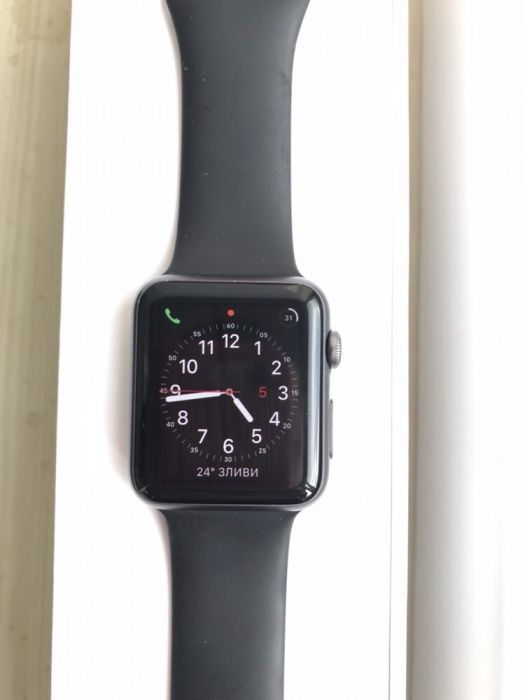 Apple Watch 42 mm.space gray.