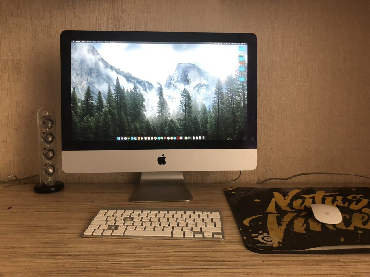 Apple iMac 21,5 (2012 late) Core i5 2,7/8 Gb /1Tb/GT640M