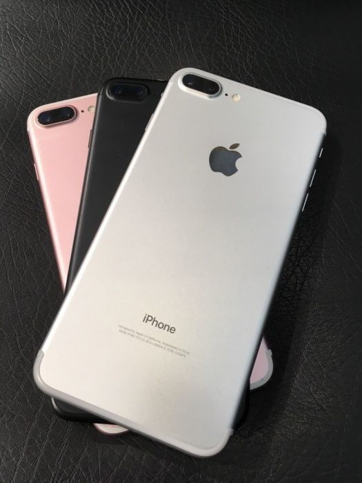iPhone 7 Plus 32Gb Black/Rose/Gold/Silver