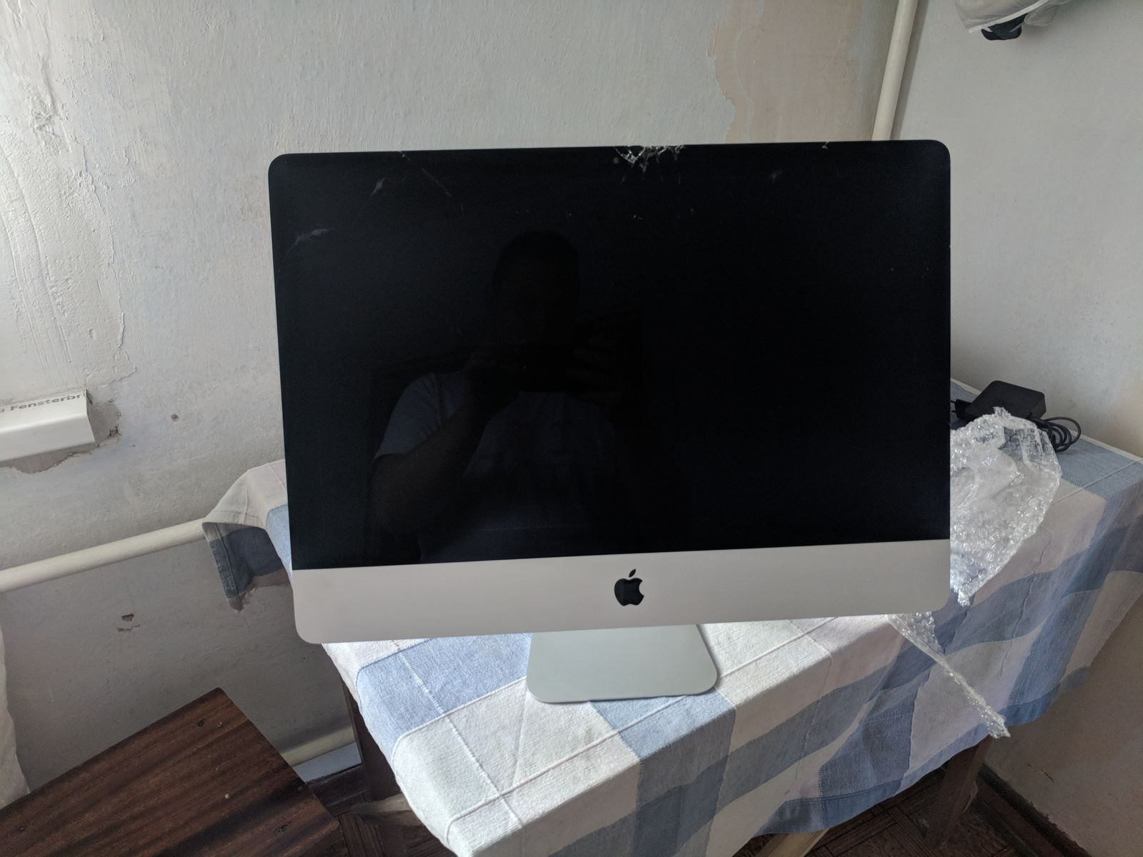 Apple iMac 21.5 Late 2013, Intel Core i5 3,2 GHz, 8 GB DDR3L, 1 TB