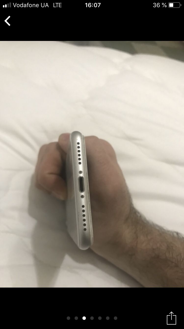 iPhone 8 64 silver