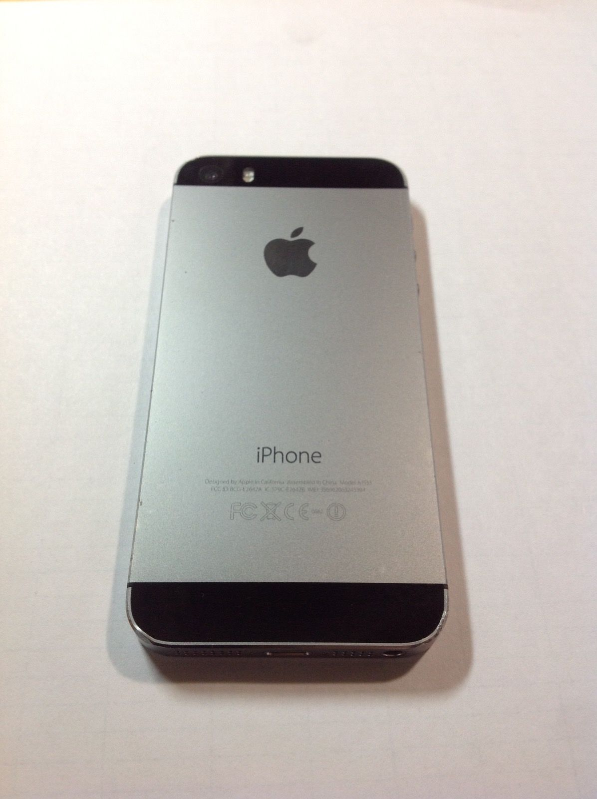 iPhone 5s, 16gb, neverlock