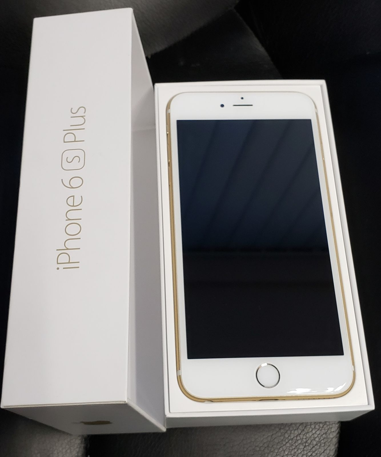 IPhone 6s plus, 32gb gold, Neverlock