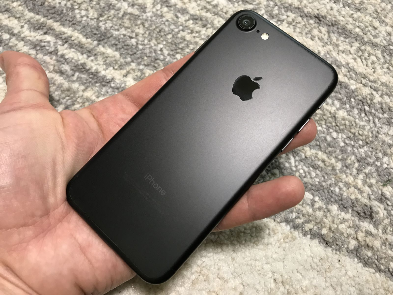 iPhone 7 256GB Black R-SIM идеал!