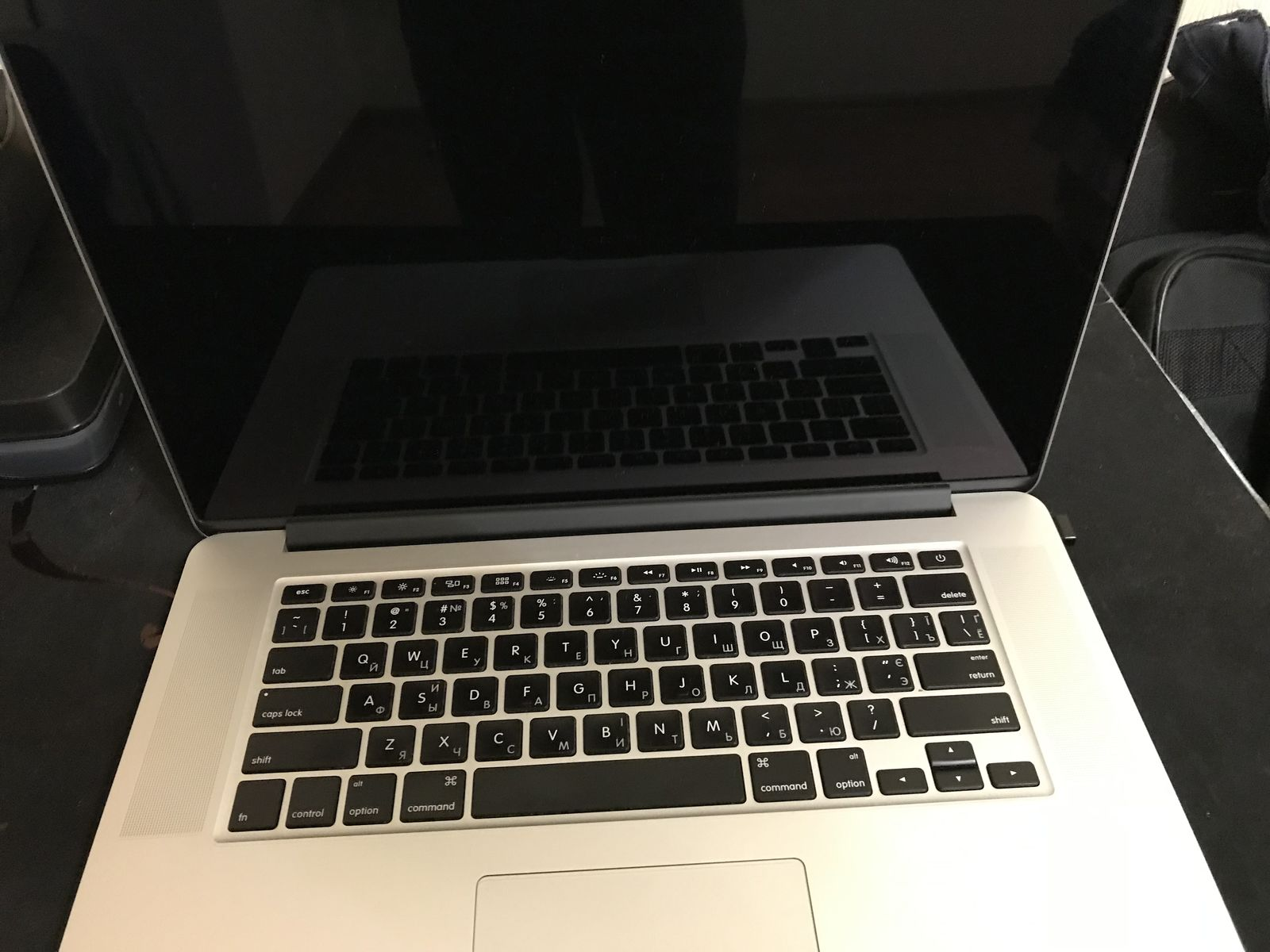 MacBook Pro 15 512GB 2014 MGXC2