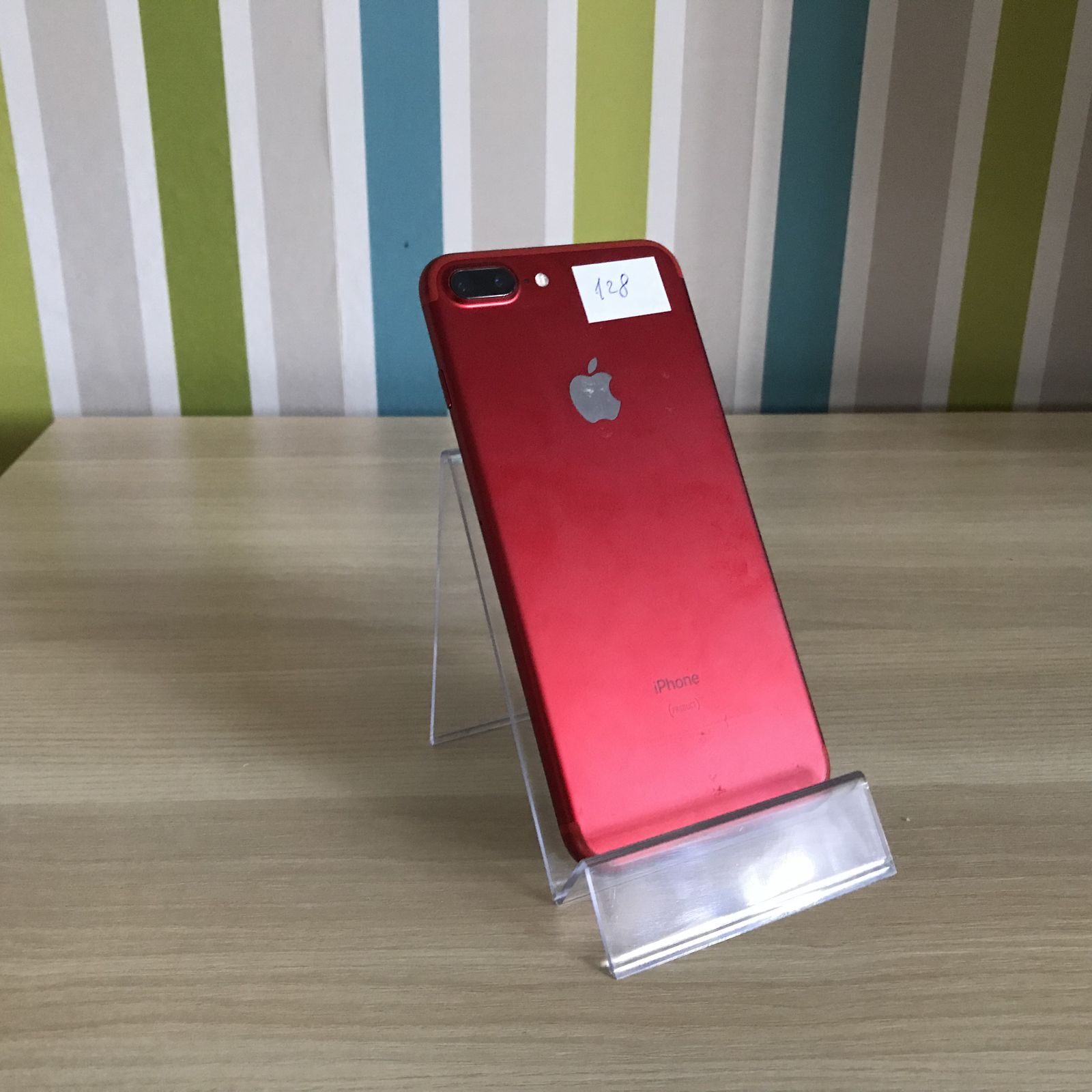 Apple Iphone 7 Plus 128gb Red Neverlock Гарантия