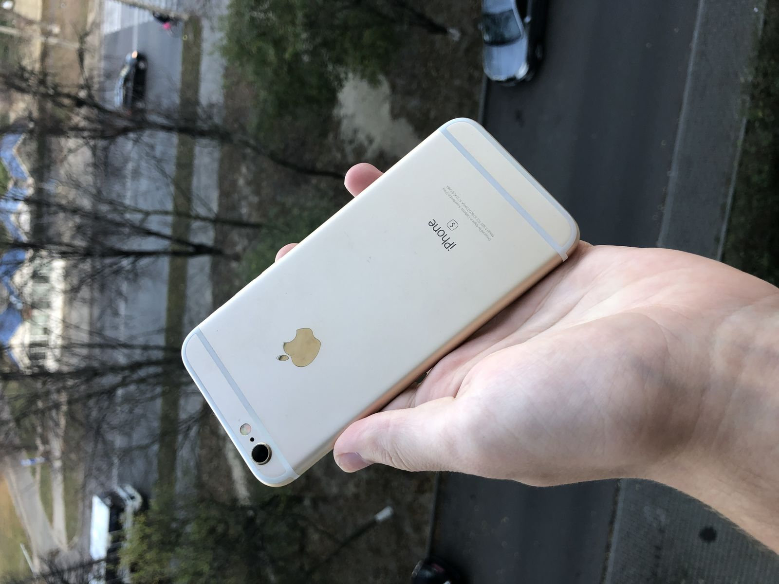 iPhone 6S 16Gb Gold Neverlock Stan 9/10