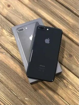 Iphone 8 Plus 64 GB Space Gray Neverlock Новый