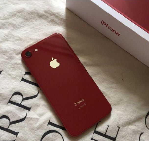 Iphone 8 Plus 64 GB Red Neverlock Новый