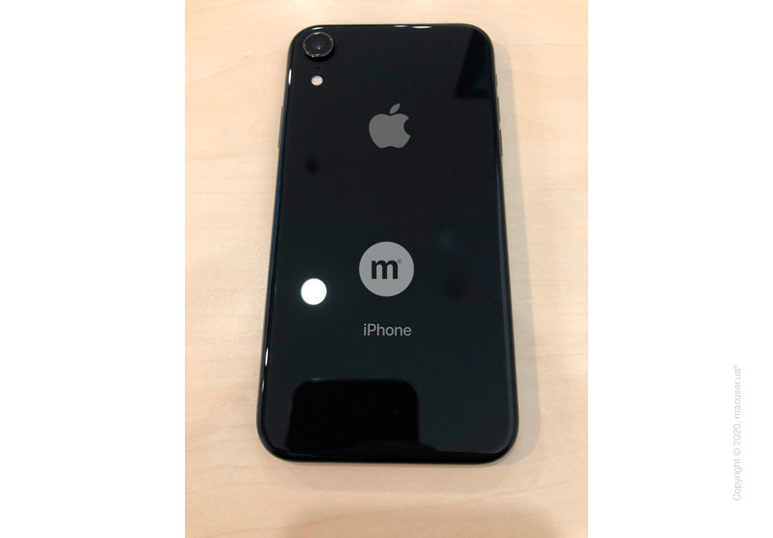 Apple iPhone Xr 64GB, Black Б/У от магазина
