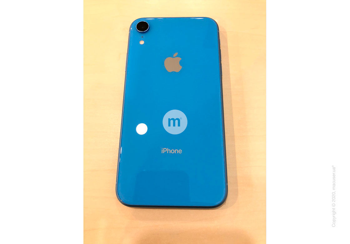 Apple iPhone Xr 64GB, Blue Б/У от магазина