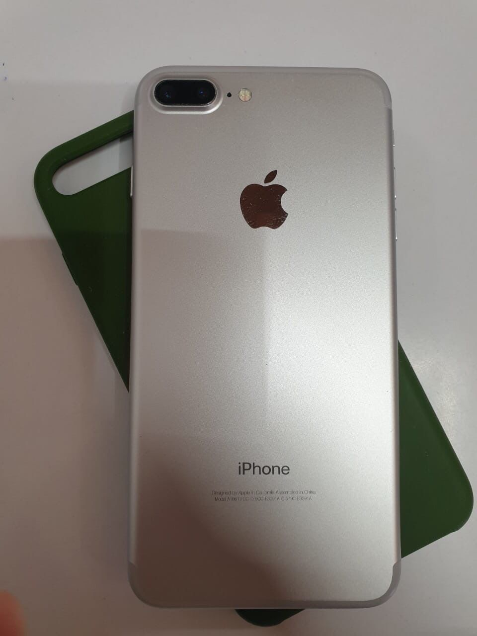 iPhone 7PLUS 128Gb Silver Neverlock