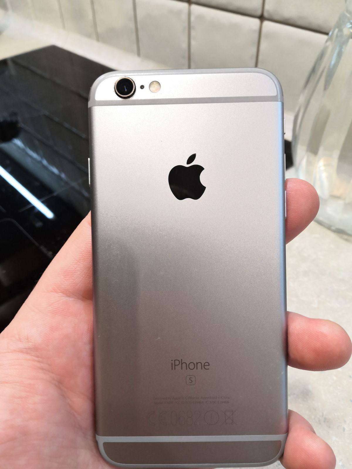 iPhone 6s 16Gb Space Gray Neverlock